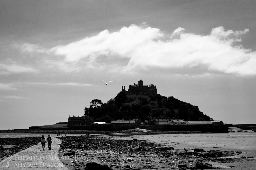 St. Michael's Mount, Penzance, Cornwall, 25th May 2013