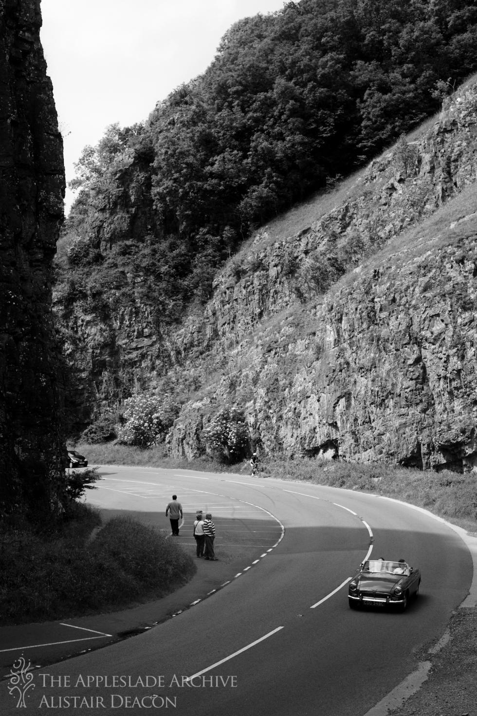 Cheddar Gorge, Somerset, 5th July 2013