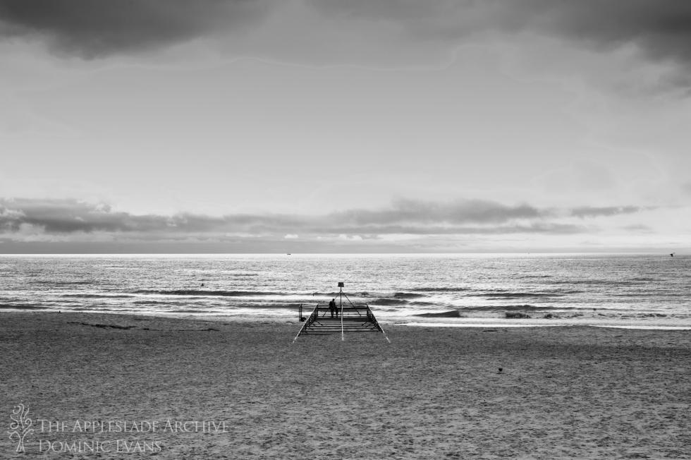 Bournemouth Beach, Bournemouth, Dorset, 18th March 2013